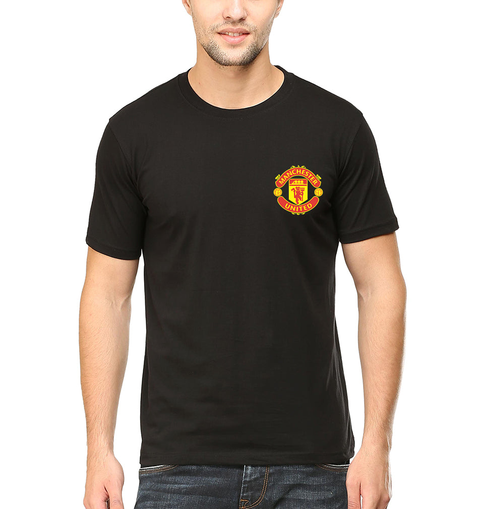 Manchester United Logo T-Shirt for Men