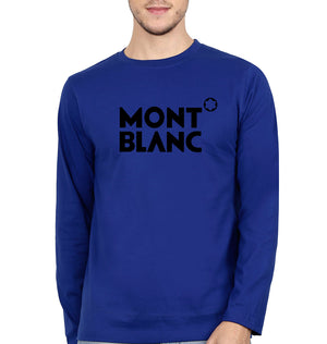 Mont Blanc  Full Sleeves T-Shirt for Men