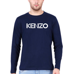 Kenzo Full Sleeves T-Shirt for Men