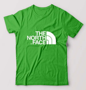 The North Face T-Shirt For Men-S(38 Inches)-Flag green-ektarfa.com