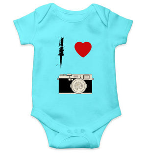 I love camera Kids Romper For Baby Boy/Girl