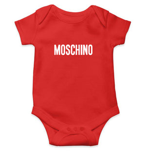 Moschino Romper For Baby Boy