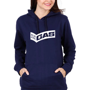 Gas Hoodie for Women-S(40 Inches)-Navy Blue-ektarfa.com