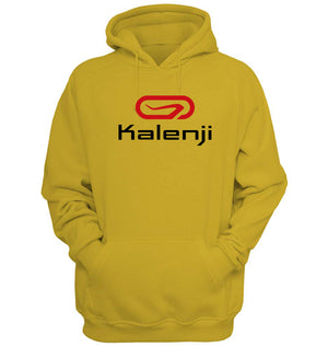 Kalenji Hoodie for Men-S(40 Inches)-Mustard Yellow-ektarfa.com