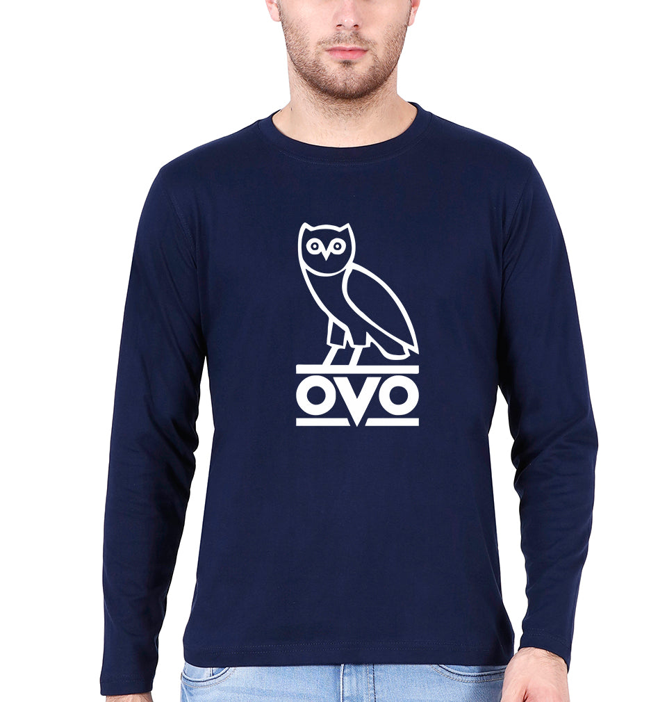 OVO Full Sleeves T-Shirt for Men