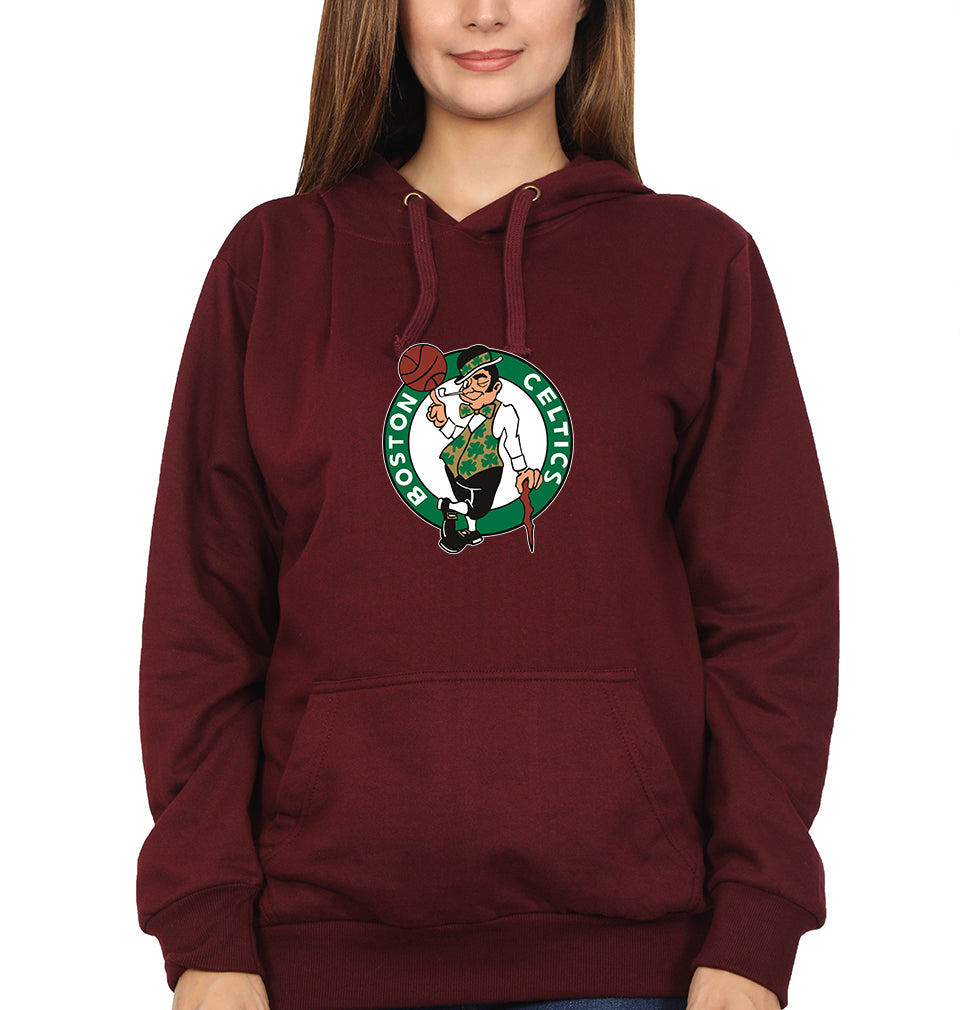 Boston Celtics  Hoodie for Women