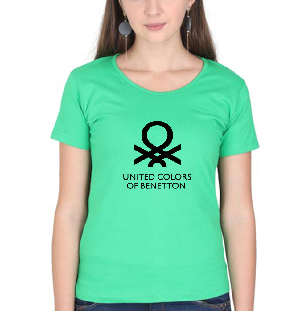 United Colors of Benetton (UCB) T-Shirt for Women