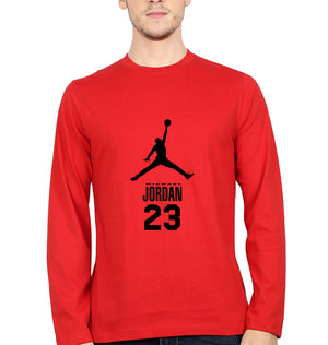 Michael Jordan Full Sleeves T-Shirt for Men