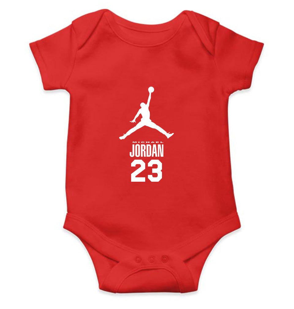 Michael Jordan Romper For Baby Boy