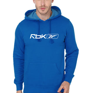 Reebok(RBK) Hoodie for Men-S(40 Inches)-Royal Blue-ektarfa.com