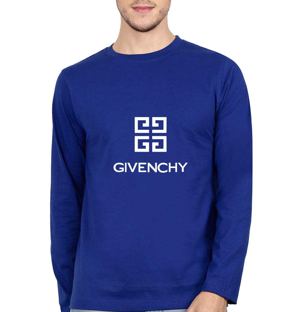 Givenchy Full Sleeves T-Shirt for Men
