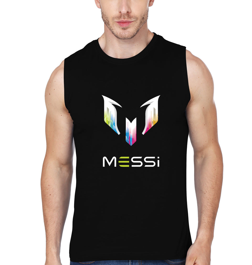Messi Sleeveless T-Shirt for Men