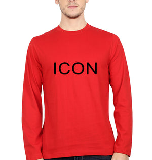 ICON Full Sleeves T-Shirt for Men