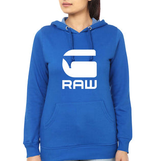 G Raw Hoodie for Women