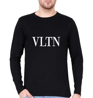VLTN Full Sleeves T-Shirt for Men