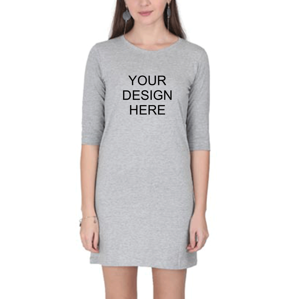 Customized-Custom-Personalized Long Top for Women