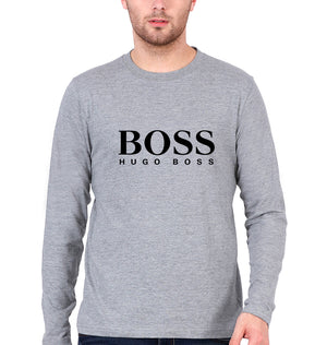 Hugo Boss Full Sleeves T-Shirt for Men