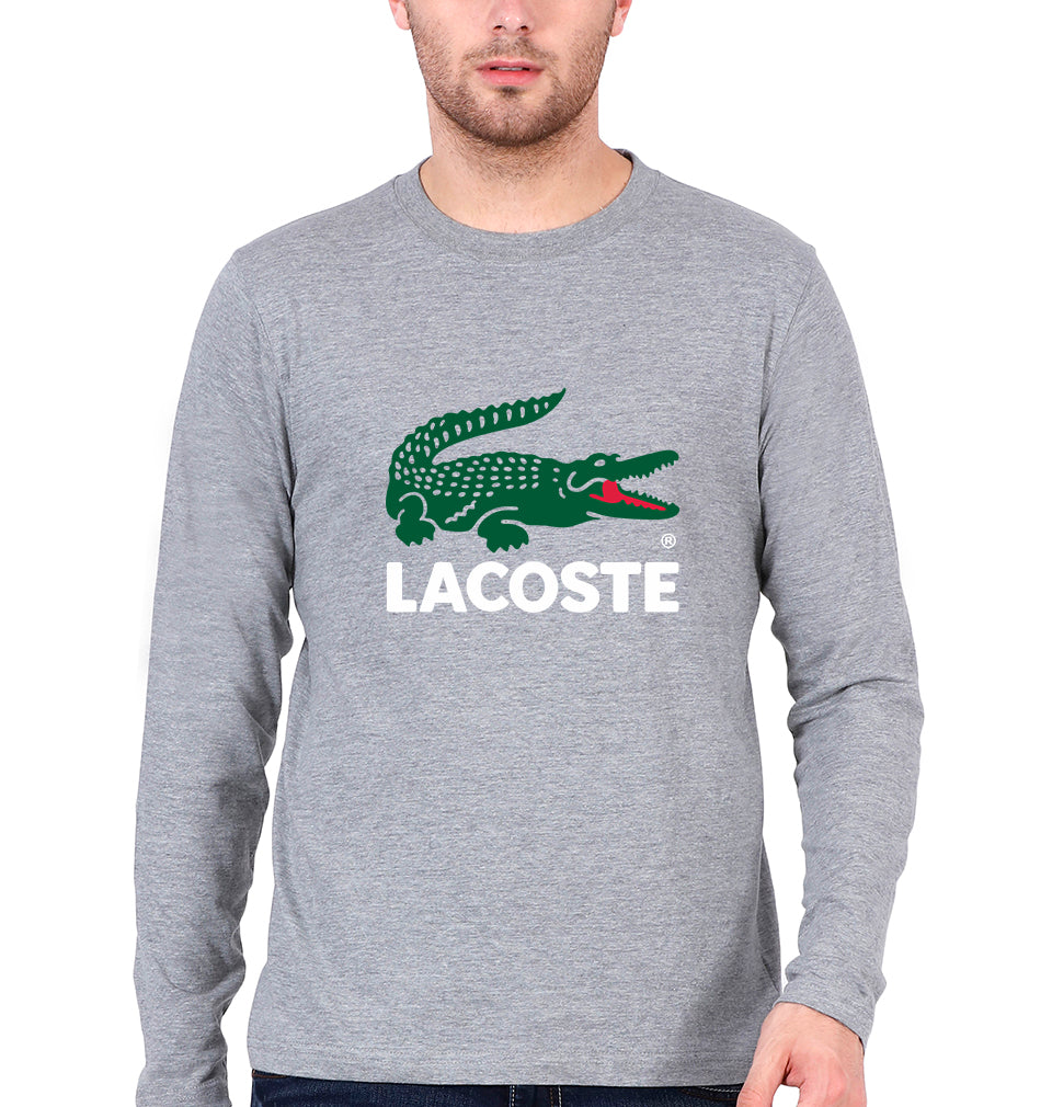 Lacoste Full Sleeves T-Shirt for Men