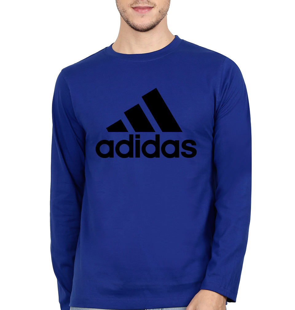 Adidas Full Sleeves T-Shirt for Men