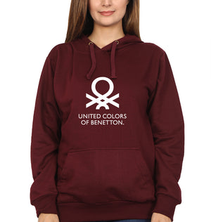 United Colors of Benetton (UCB) Hoodie for Women