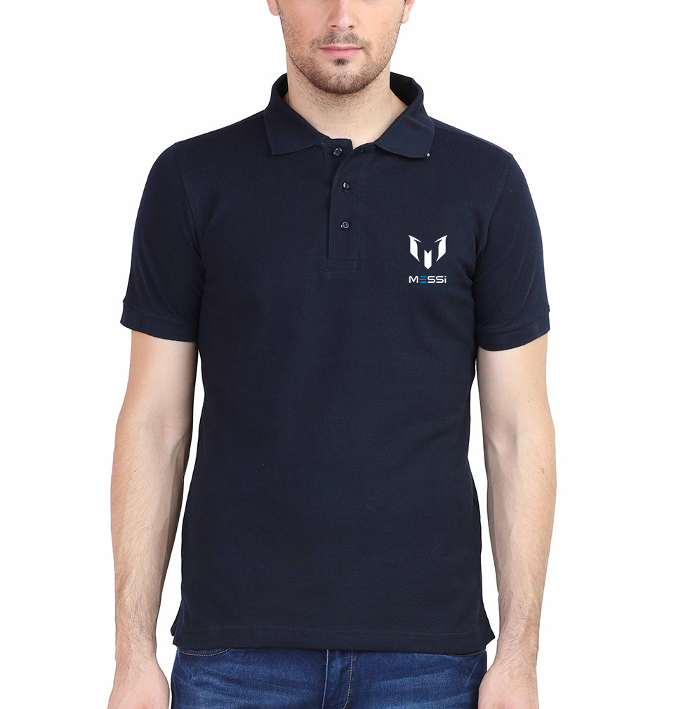 Messi New Logo Polo T-Shirt for Men