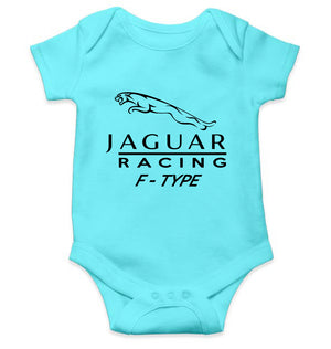 Jaguar Romper For Baby Boy