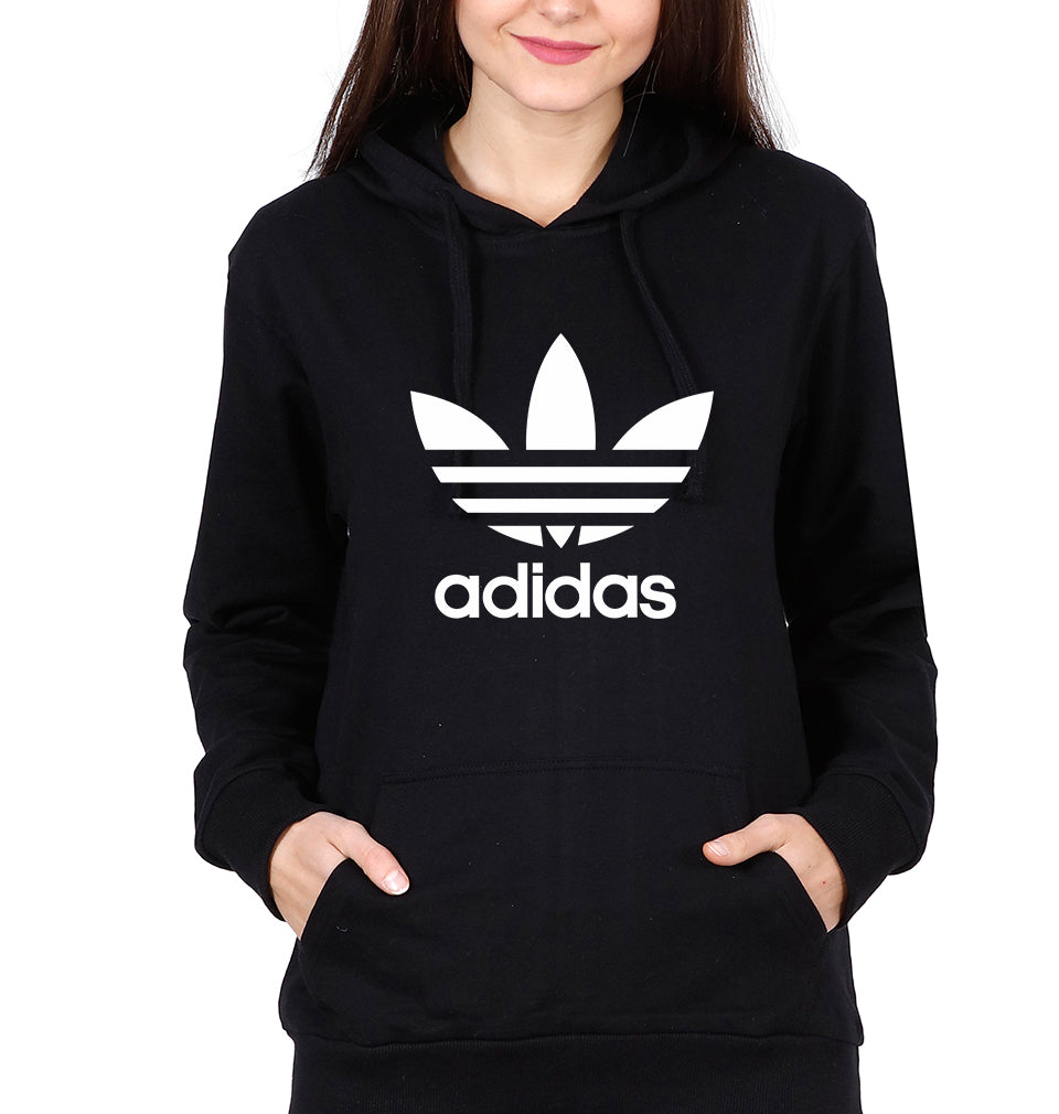Adidas Original Logo Hoodie for Women