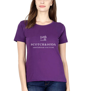 Scotch & Soda T-Shirt for Women