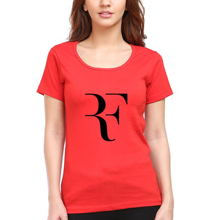 Roger Federer(RF)  T-Shirt for Women