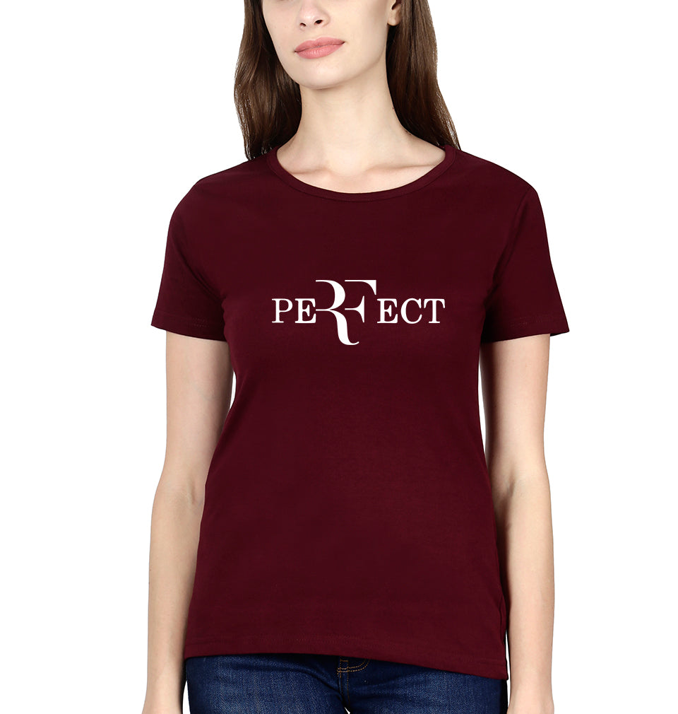 Roger Federer Perfect T-Shirt for Women