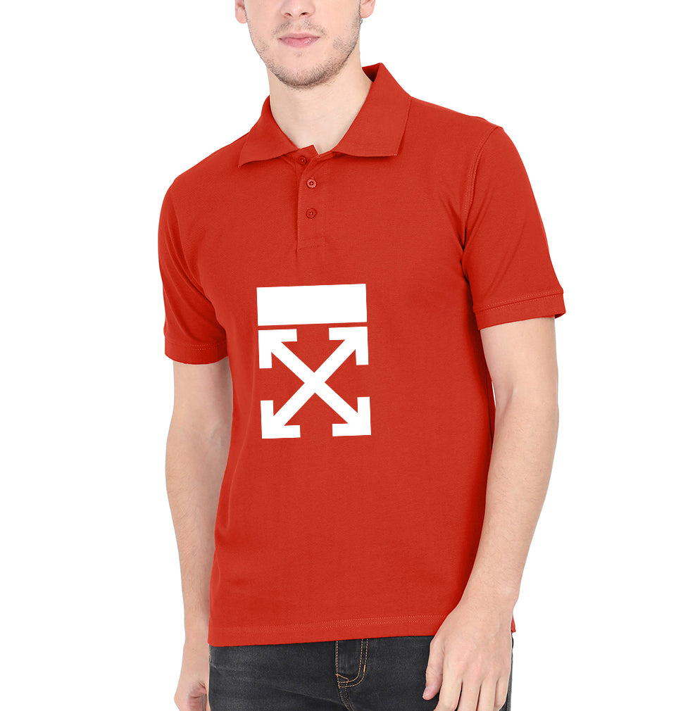Off-white Polo T-Shirt for Men