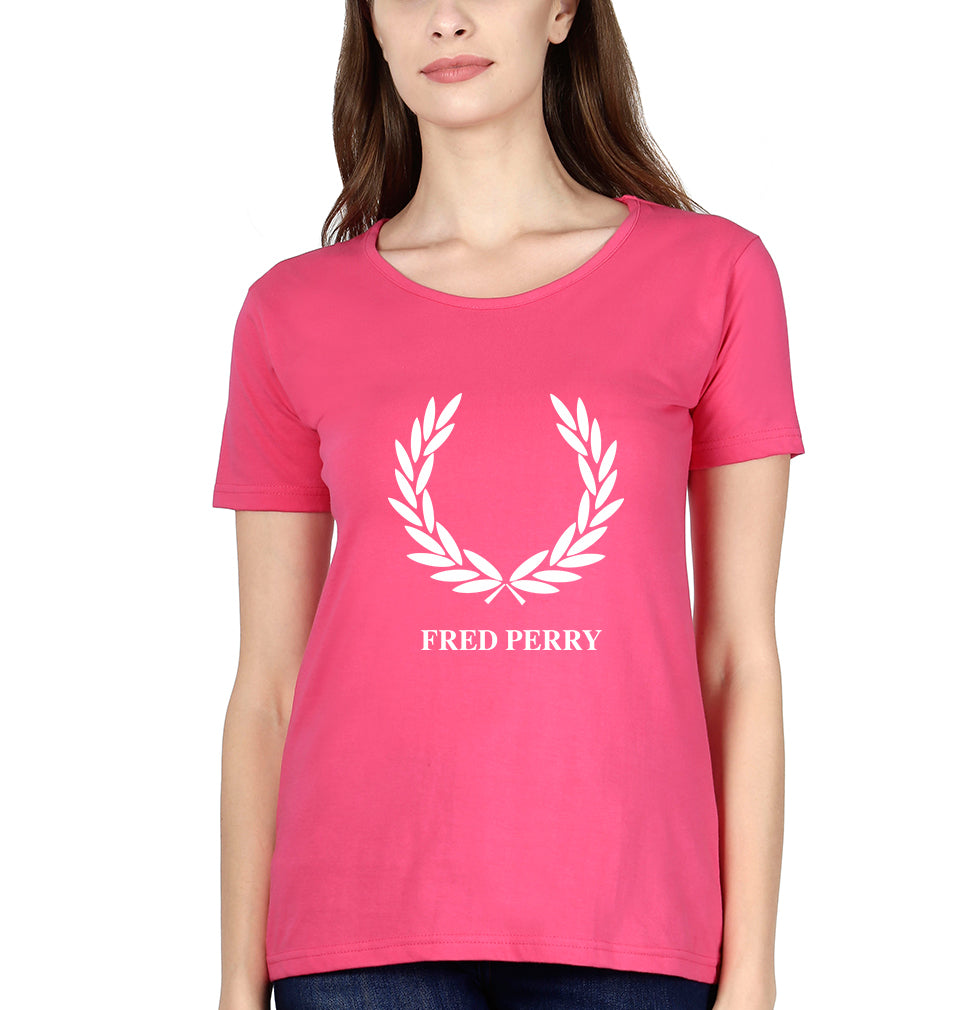 Fred Perry T-Shirt for Women