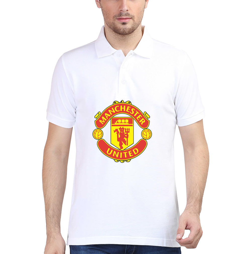 Manchester United Polo T-Shirt for Men