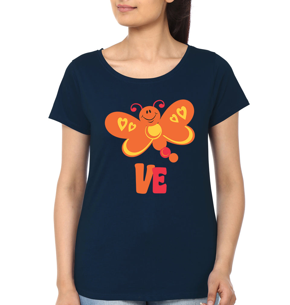 Love Bug - ektarfa.com @ Buy Best T-shirts Online in India - 3