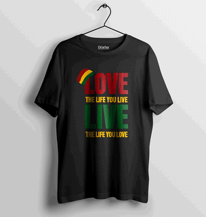 Love Life T-Shirt for Men