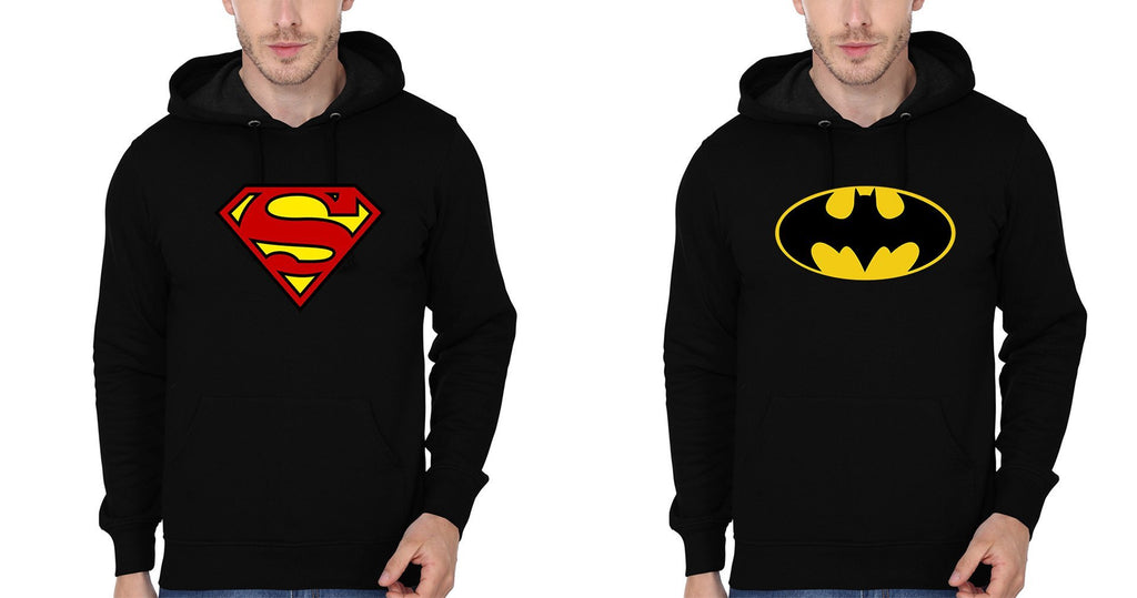 ektarfa.com BFF T-Shirts Batman Superman BFF Hoodie