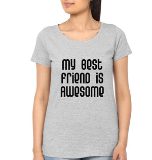 ektarfa.com BFF T-Shirts Friend Awesome BFF T-Shirts