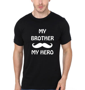 ektarfa.com Brother Brother T-Shirts My Brother My Hero Brother Brother Tshirt