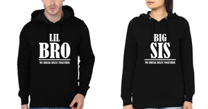 240e88def Buy Big Sis & Lil Bro We Break The Rules Together hoodie Brother ...