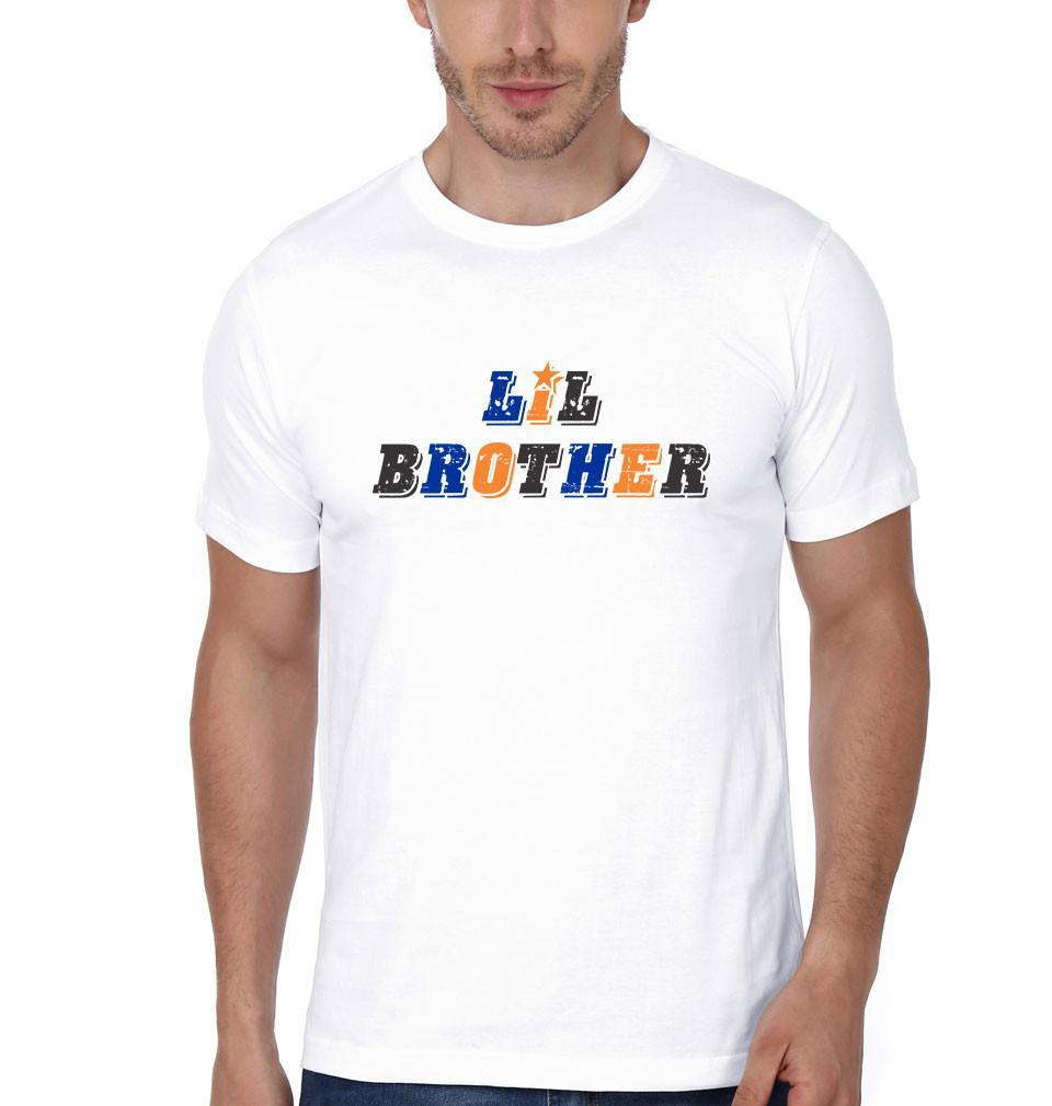 ektarfa.com Brother Sister T-Shirts Big Sister Lil Brother