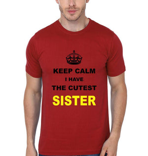 ektarfa.com Brother Sister T-Shirts Cutest Sister Coolest Brother Brother Sister T-Shirts