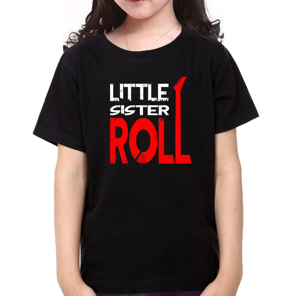 ektarfa.com @ Buy Best T-shirts Online in India Brother Sister T-Shirts Rock N Roll