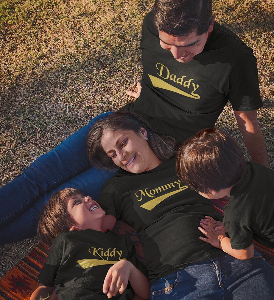 ektarfa.com @ Buy Best T-shirts Online in India Family T-Shirts Daddy Mommy Kiddy Family T-Shirts