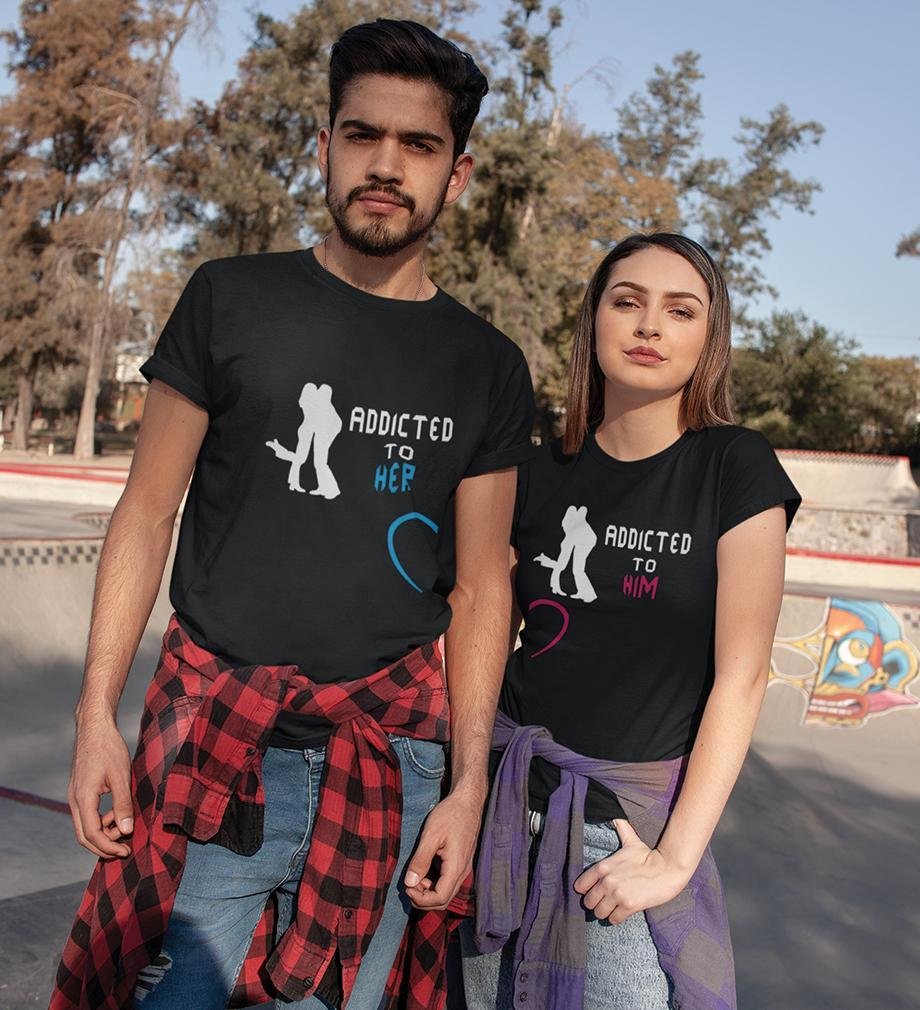 06a81026c4 Buy Best Couple T-shirts and Hoodies Online in India – ektarfa.com