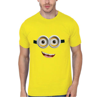 ektarfa.com Couple T-Shirts Minion Couple T-Shirt - Set of 2 Pcs.