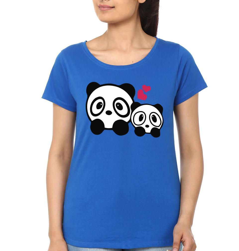 ektarfa.com Couple T-Shirts Panda Couple T-Shirt - Set of 2 Pcs.