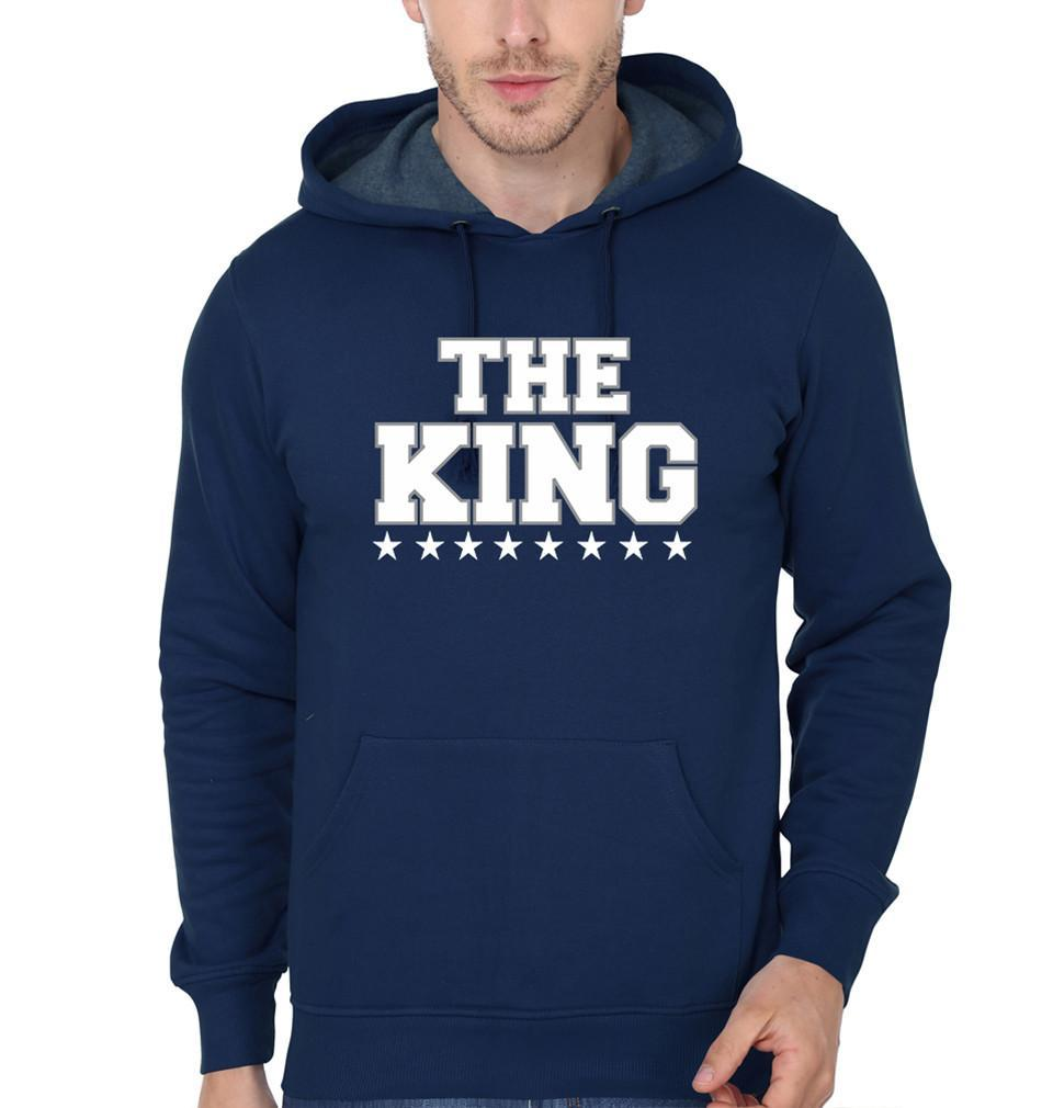 ektarfa.com Couple T-Shirts The King His Queen Couple Hoodie - Set of 2 Pcs.