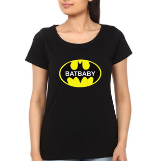 ektarfa.com Father Daughter T-Shirts Batdad Batbaby Father Daughter T-Shirts