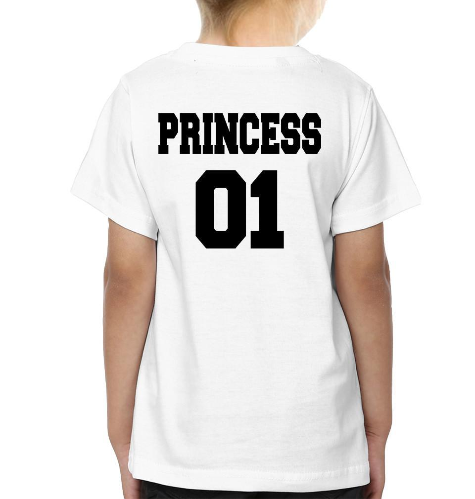 ektarfa.com Father Daughter T-Shirts King 01 Princess 01 Father Daughter T-Shirts