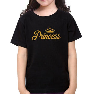 ektarfa.com Father Daughter T-Shirts King Princess Father Daughter T-Shirts